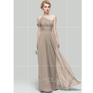 JJ House Beige Gown